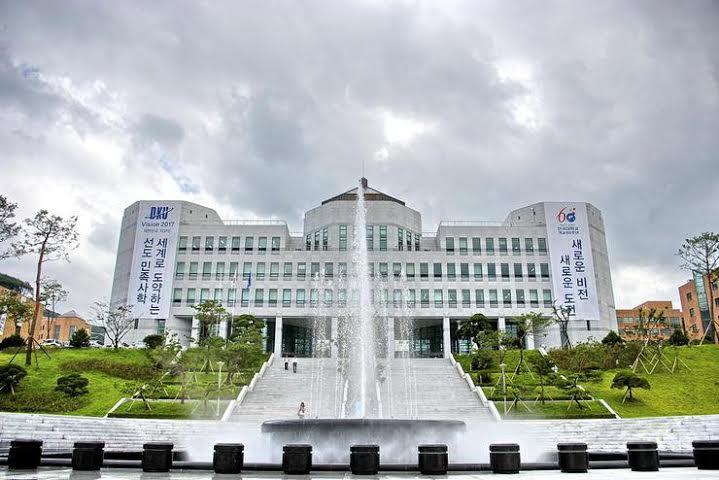THÔNG TIN TUYỂN SINH CỬ NHÂN VÀ THẠC SĨ NĂM 2021-Trường đại học Dankook - TOP 1%
