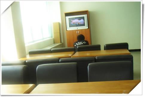Tham quan ký túc xá trường Đại học Sangji Hàn Quốc