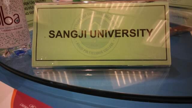Logo đại học Sangji