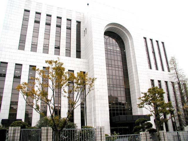 Tòa nhà chính đại học donga