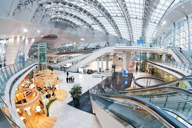 Đi từ sân bay quốc tế Incheon đến Seoul như thế nào?