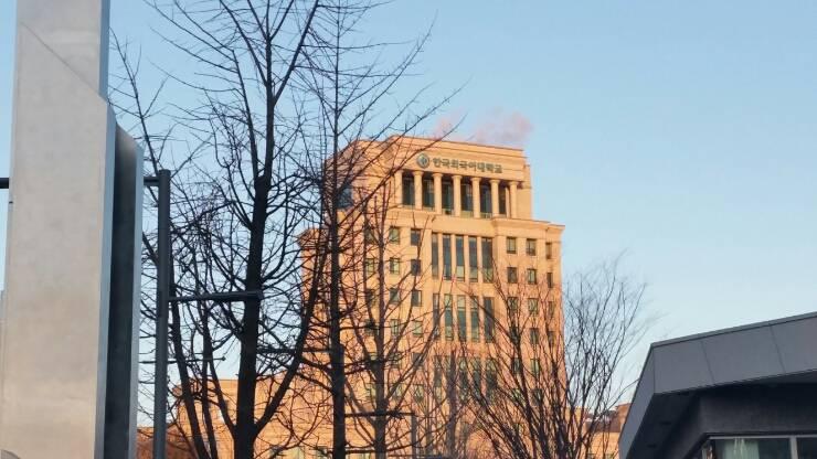 Trường Đại học Ngoại ngữ Hàn Quốc đang tuyển sinh học kỳ tháng 9