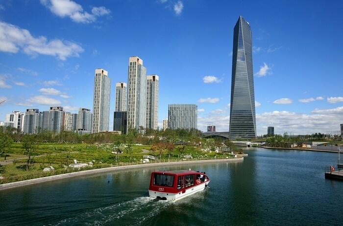 Du học Hàn Quốc tại thành phố năng động Incheon