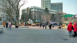 Cùng line du học Hàn Quốc tìm hiểu về trường đại học Sejong