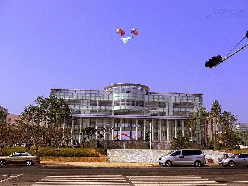 Chương trình quốc tế tại trường đại học quốc gia Incheon