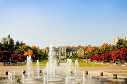 Lịch sử đáng tự hào của trường đại học Korea Hàn Quốc