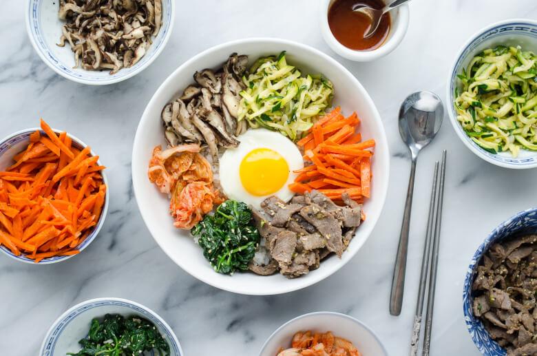 Món ăn cứu cánh cho những người không ăn cay tai Hàn