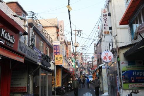 Những điều du học sinh sẽ gặp khi đến Itaewon - Seoul
