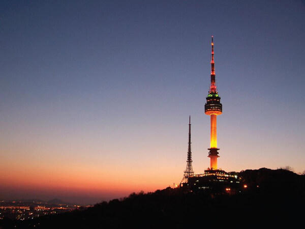 Tháp Woobang DAEGU