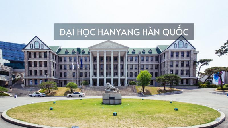 THÔNG TIN TUYỂN SINH CỬ NHÂN VÀ THẠC SĨ NĂM 2021-Trường Đại Học Hanyang ERICA Campus- TOP 1%