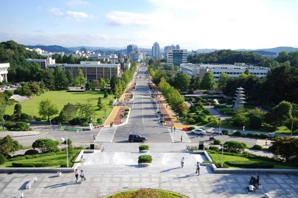 THÔNG TIN TUYỂN SINH CỬ NHÂN VÀ THẠC SĨ NĂM 2021-Trường Đại học Chungnam