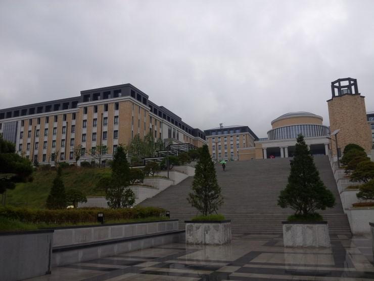 Trường Đại học Ngoại ngữ Busan 2