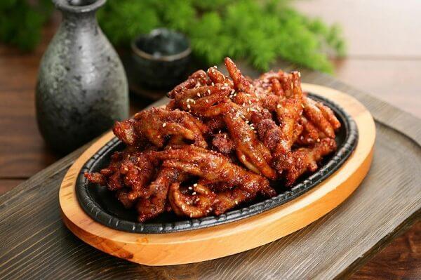 Khám phá những món ăn cay ngon nhất tại Hàn Quốc