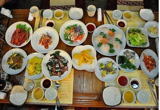 Khám phá khẩu vị ăn uống của người Hàn như thế nào?