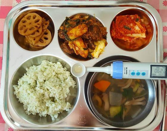 Khám phá bữa ăn của sinh viên tại Hàn Quốc