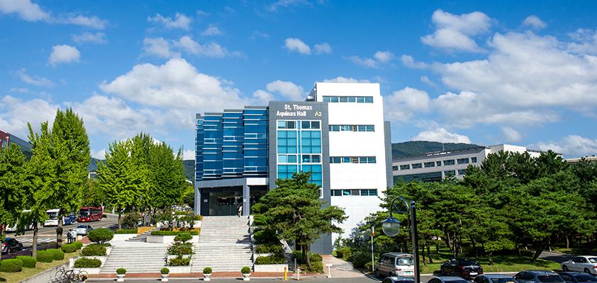 THÔNG TIN TUYỂN SINH CỬ NHÂN VÀ THẠC SĨ NĂM 9/2021-Catholic University of Korea