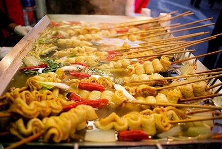 Chỉ với 50.000 đồng bạn nên thưởng thức những món ăn đường phố nào tại Hàn?
