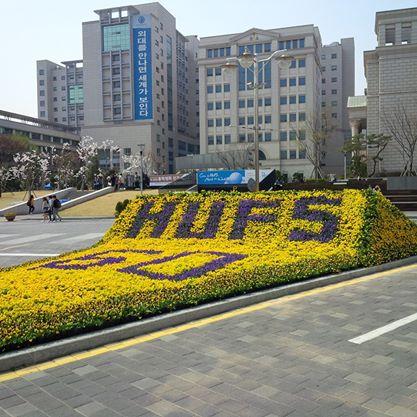Chi phí du học Hàn Quốc trường đại học ngoại ngữ