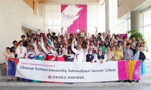 Du học cùng trường đại học Chonbuk không cần phỏng vấn visa