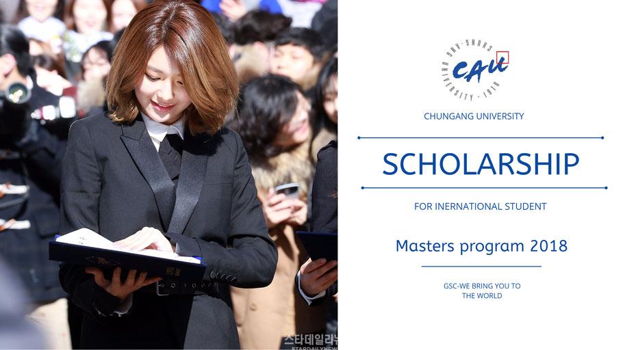 Cuộc sống của sinh viên đại học Chungang như thế nào?