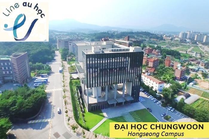 THÔNG TIN TUYỂN SINH CỬ NHÂN VÀ THẠC SĨ NĂM 2021-Đại học Chungwoon---TOP 1%