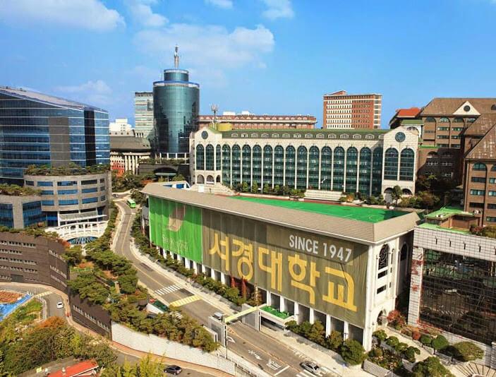Cùng Line khám phá cuộc sống của sinh viên trường đại học Seokyeong