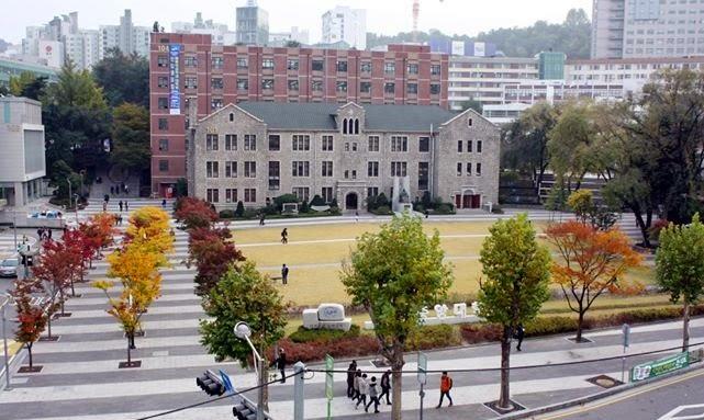 Chương trình trao đổi học sinh tại trường đại học Chungang