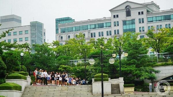 Trung tâm tiếng Hàn của trường đại học Hanyang