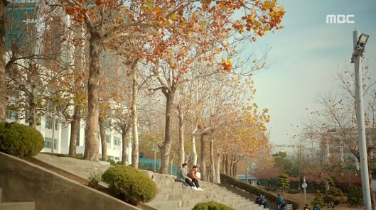 Trường đại học Inha có học bổng nào cho sinh viên lớp dự bị đại học?