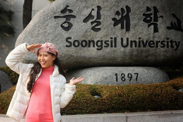 Học bổng du học Hàn Quốc cùng trường đại học Songsil