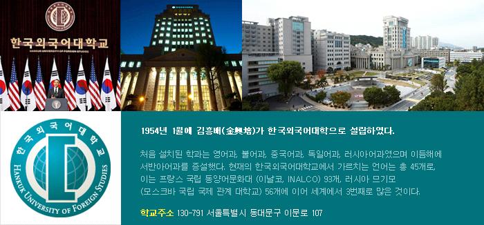 Quy định xét tuyển vào các khóa học tại đại học ngoại ngữ Hàn Quốc