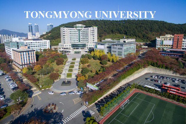 THÔNG TIN TUYỂN SINH CỬ NHÂN VÀ THẠC SĨ NĂM 2021-Trường Đại Học Tongmyung