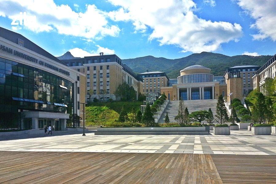 THÔNG TIN TUYỂN SINH CỬ NHÂN VÀ THẠC SĨ NĂM 2021-Trường Đại học Ngoại ngữ Busan