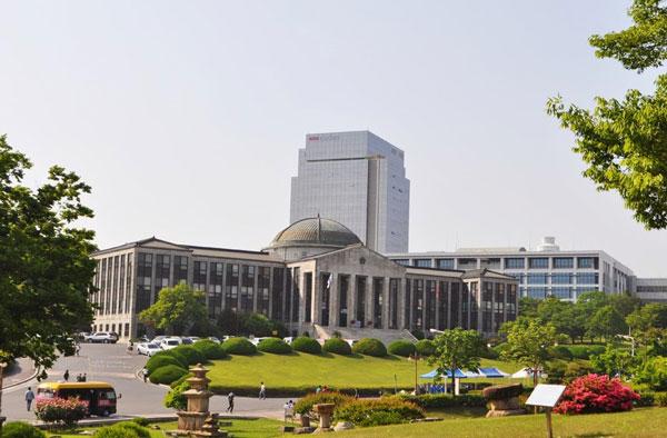 THÔNG TIN TUYỂN SINH CỬ NHÂN VÀ THẠC SĨ NĂM 2021-Trường Đại học Quốc gia Kyungpook - TOP 1%