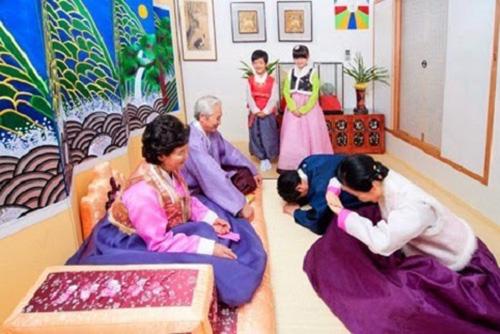 Văn hóa trong giao tiếp của người Hàn