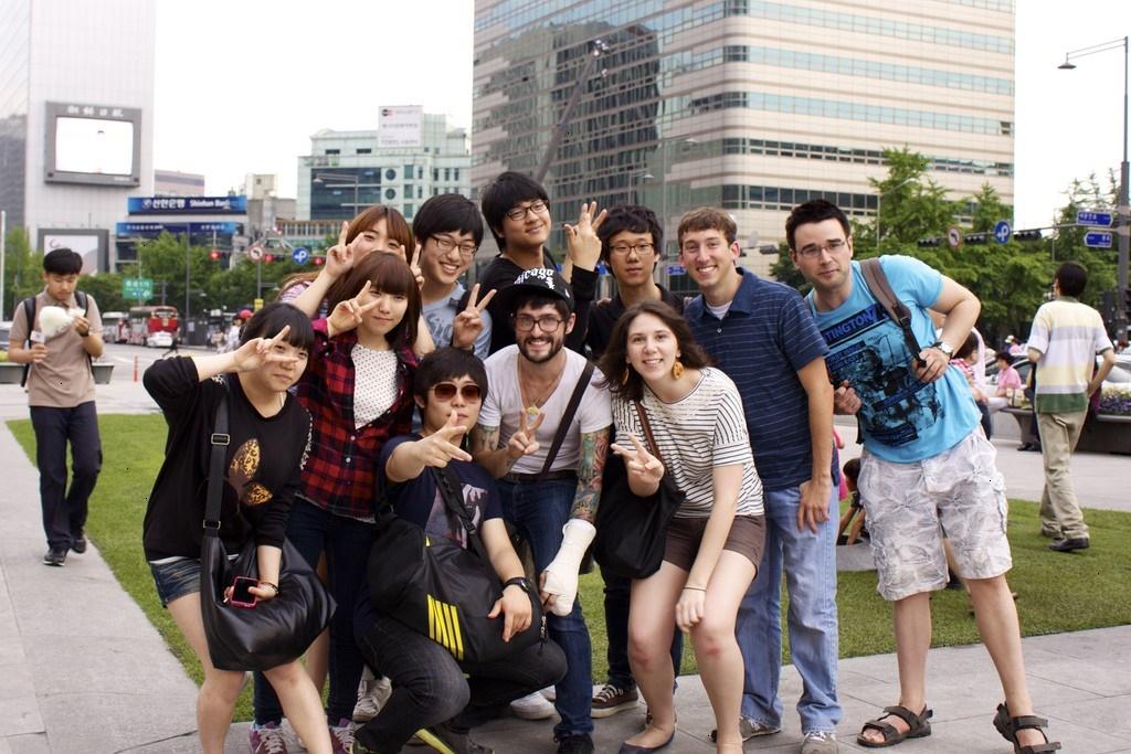 Các chương trình đào tạo dành cho du hoc sinh Hàn Quốc