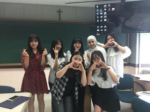 Trải nghiệm của bạn Hải Yến tại trường Đại học Sogang