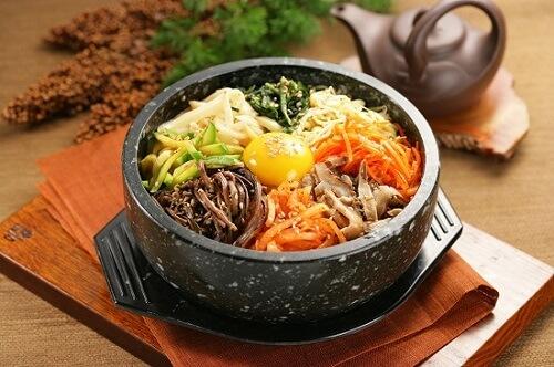 Những món ăn hấp dẫn làm nên nét đặc sắc của ẩm thực Hàn Quốc