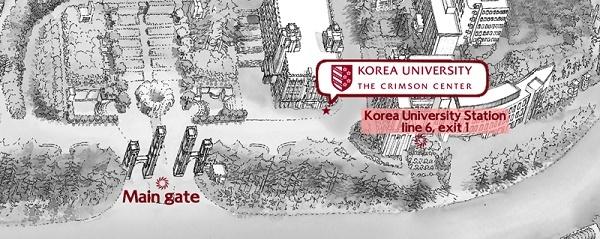Cùng tham gia tour giới thiệu tại trường đại học Korea