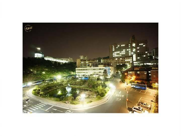 Học bổng cho sinh viên quốc tế du học Hàn Quốc tại Chung-Ang