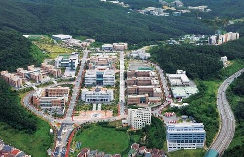 Học bổng Hàn Quốc tại trường đại học Dankook