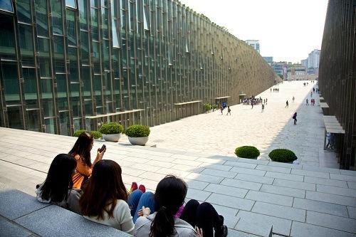 Đăng ký du học tại đại học nữ Ehwa - đại học nữ hàng đầu