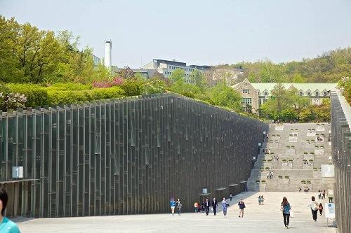 Tìm hiểu thêm về đại học nữ Ehwa Hàn Quốc
