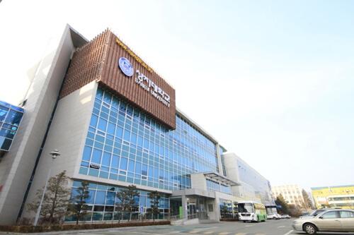 Line du học giới thiệu trường đại học Sangji