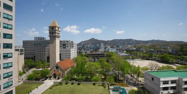 Điểm nổi bật của Thư viện đại học Sejong Hàn Quốc