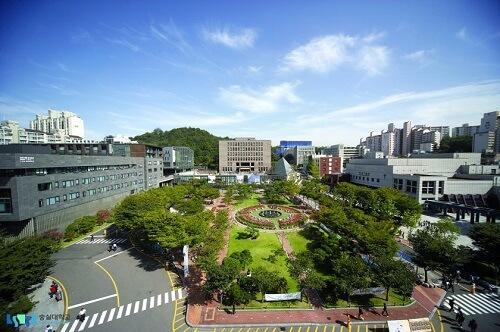 Tham Quan Trường Đại Học Soongsil - Du Học Hàn Quốc LINE