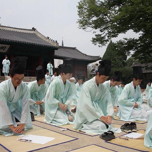 Những điều lưu ý khi đăng kí nhập học cho du học sinh Hàn Quốc