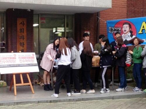 Du học sinh Hàn Quốc tìm việc làm thêm khó hay dễ