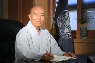 Lời chào mừng của hiệu trưởng trường đại học Dongguk