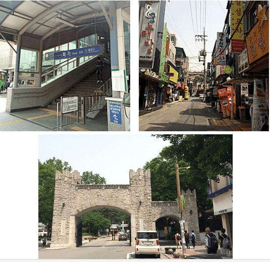 Khám phá trường đại học Kyung Hee bắt đầu từ đây